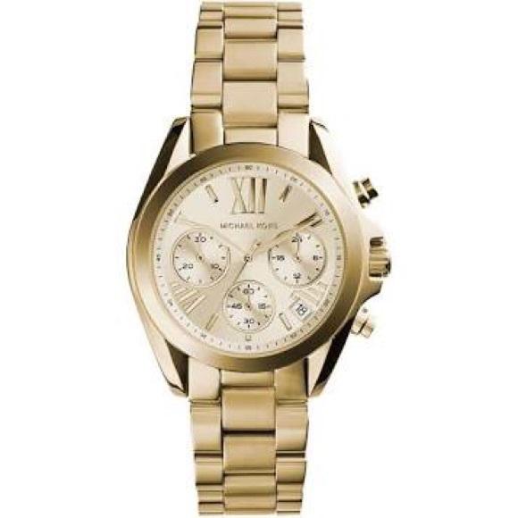 Michael Kors Bradshaw Watch MK5798